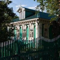 Домик в посёлке Бутово :: Николай Ефремов