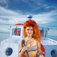 морячка :: Елена Нешитая