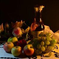 Фрукты и вино :: Наталия Лыкова