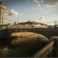 Солнечный мост. :: Владимир Елкин
