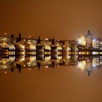 Карлов мост. Прага. :: Никита Иванов