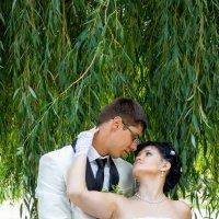 Жених и невеста :: Лариса Романушкина