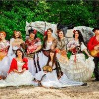Циганки - невесты :: Максим Куликов