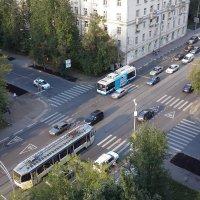 Первомайская улица. :: Елена Каталина
