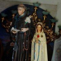 Св.Сильвеств и Дева Мария :: Владимир Бровко