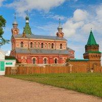 Староладожский Никольский мужской монастырь :: Владимир Балюко
