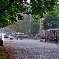 дождь в городе :: юрий иванов