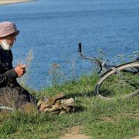 Завтрак у реки :: Николай Терентьев