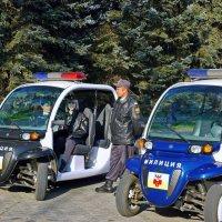 Краснодарской милиции посвящается :: Роман Величко