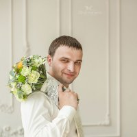 Свадьба Алексея и Наташи :: Ольга Шеломенцева