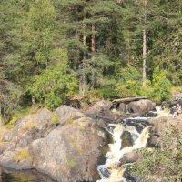 Водопад :: Юлия Гончарук