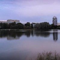 Лошицкое озеро в Минске. :: Nonna