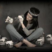 """автопортрет  """"консервы"""" :: Tati olentsevich"""