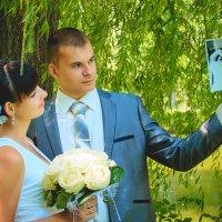 Анастасия и Виталий :: Svetlana Shumilova
