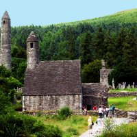 Кельтский монастырь :: juriy luskin
