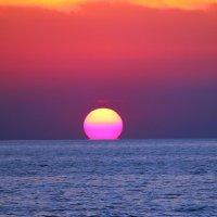 Солнце тонет :: Никита Иванов