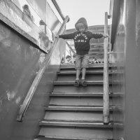 Детский лифт :: Михаил Кучеров