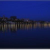 Ижевск вечерний (набережная) :: muh5257