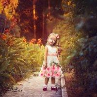 Зачарованная девочка :: Julia Lebedeva