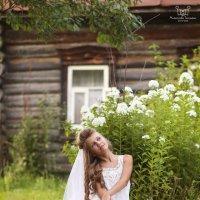 Сельская невеста :: Татьяна Михайлова