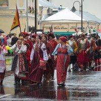 Праздник открытия ул. Пятницкая г. Москва :: Эльмира Суворова