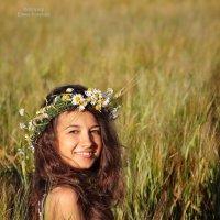 В поле :: Елена Кочетова