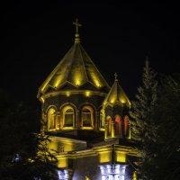 Армения Гюмри Храм Святой Богородицы (Йот Верк) :: Garik Khachatryan