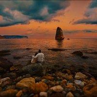 Очень важно найти того, кто смотрит на этот мир так же, как и ты :) :: Алексей Латыш