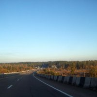 Утро в дороге :: alemigun