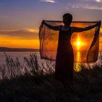 Я подаю тебе звезду..... :: Sergey Kuznetsov