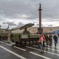 Санкт-Петербург, празднования в честь Флага России и 150 летия создания СЗВО :: Александр Дроздов