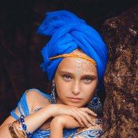 Вдохновение Африкой :: Galina Zabruskova