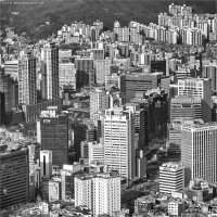 Seoul_01, View from the TV tower :: Eduard Kraft