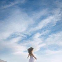 Мост в облака :: Мария Майданова