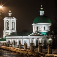 Зеленые купола :: Николай Шумилов