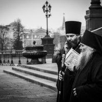 Батюшки :: Николай Шумилов
