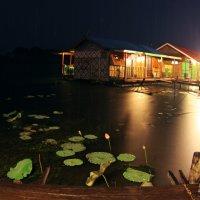 Вечер на реке Квай. Канчанабури :: Мария Майданова