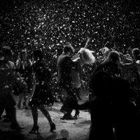 Танцующий снег :: Евгения Агапова
