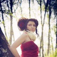 Red April :: Мария Щедрова