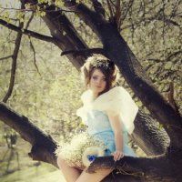 Little spring :: Мария Щедрова