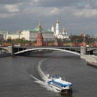 Вид на Кремль :: Kirill Gerasimov