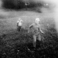 Детство :: Ксения Канке