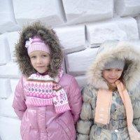 Две сестренки :: Катерина Калининкова