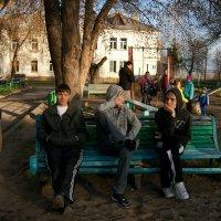 парни с окраин :: Мария Майданова