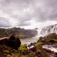 водопады Игуасу, Аргентина, январь 2012 :: Олег Трифонов