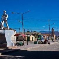 Боливия, Уюни. :: Олег Трифонов