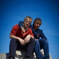 Даня и Лёха :: Лёха Макаров