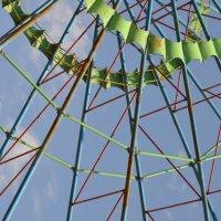 колесо -солнце-май :: нина старкина