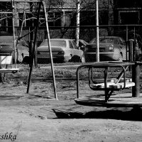 Детство :: Мария Путина