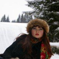 Русская зимушка :: Анна Клейн